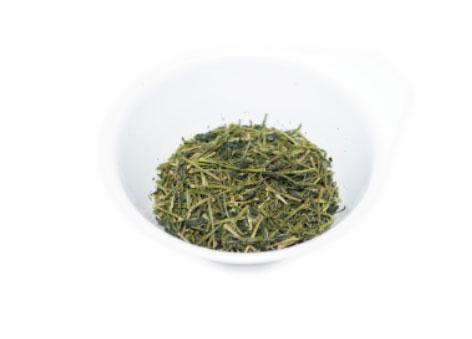 碾茶の茎 画像